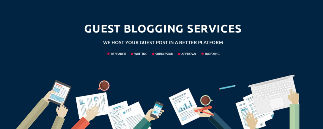 Cheap Guest posting services